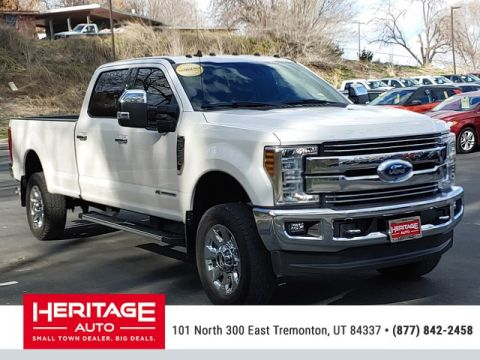 Pre-Owned 2019 Ford Super Duty F-350 SRW LARIAT